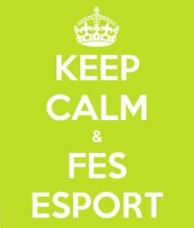KeepTheCalm&FesSport