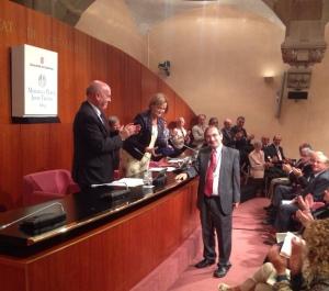 Medalla Josep Trueta 2014